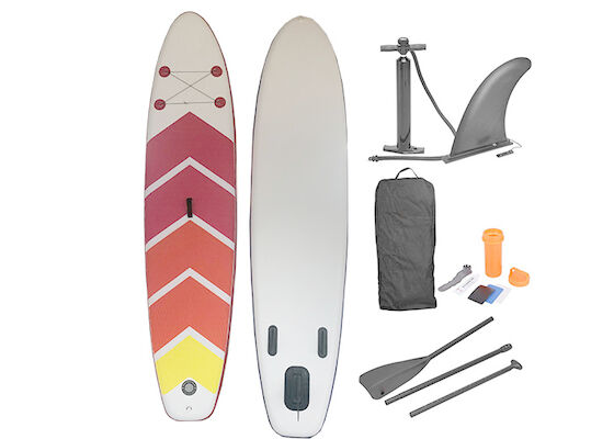 Aqua Marina Drift Fishing Easy Set Up Paddleboard Touring